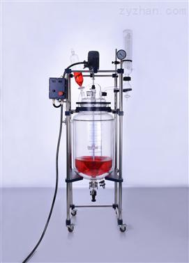单双层玻璃反应釜