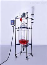 200L雙層玻璃反應釜生產廠家