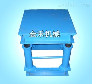 桶装树脂震动台