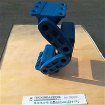 意大利减震环保设备脱水筛振动支撑