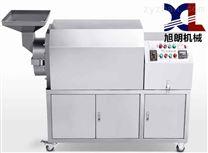 厂家直销电加热型不锈钢滚筒式炒货设备