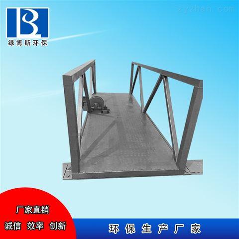 厂家直销 ZBGN型周边传动桥式刮泥机