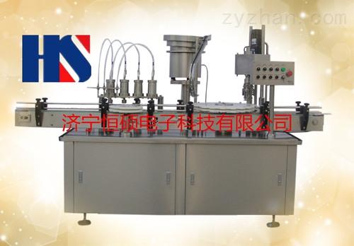 HSYG液体管装加塞机品牌价格