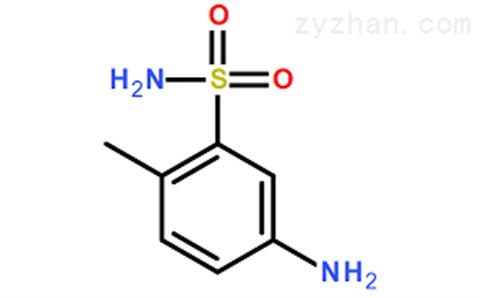 帕唑帕尼核心中间体3-氨基-6-甲基苯磺酰胺