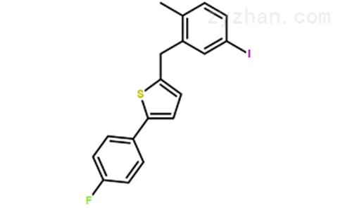 少量出卡那列净中间体碘代物|898566-17-1