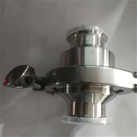 卫生级食品级不锈钢快装/焊接止回阀304316L