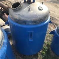 江苏5吨二手不锈钢反应釜价格