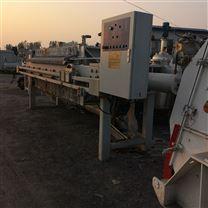 梁山二手隔膜压滤机10-300平方