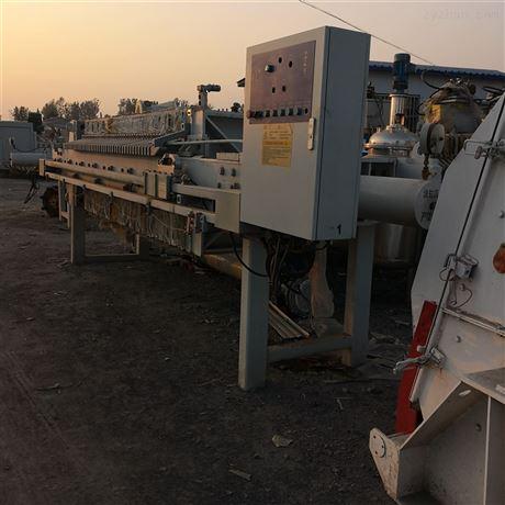 山东二手污泥隔膜压滤机