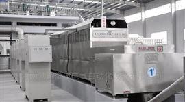 海東木材隧道微波烘干機