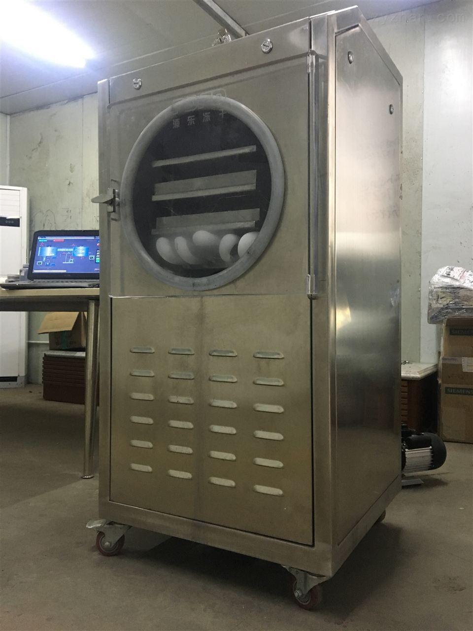 低温真空冷冻干燥机(冻干机)