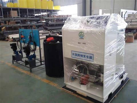 霸州城乡一体化供水次氯酸钠消毒设备