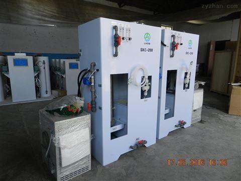 稷山安全用水消毒设备-次氯酸钠发生器