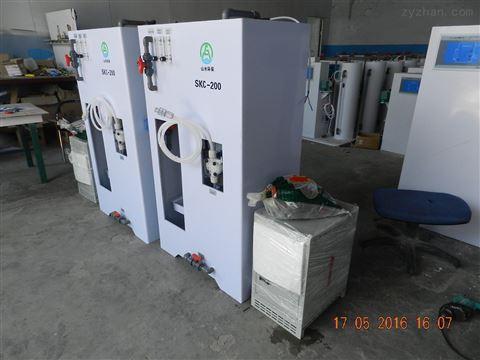 曲沃县高效水消毒设备-次氯酸钠发生器