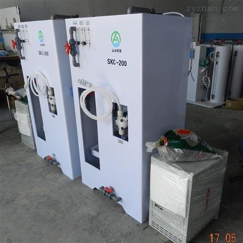 邯郸邯山区水消毒设备-次氯酸钠发生器