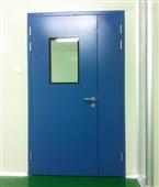 青岛化验室净化门净化窗制作安装