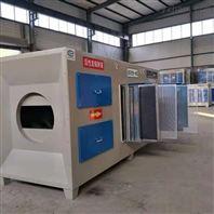 塑料 橡胶行业废气处理设备方案介绍工业