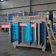 微波光氧催化工業廢氣凈化器處理環保設備