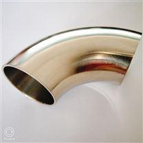 卫生级不锈钢焊接弯头