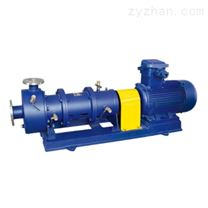上海超乐CQB-G不锈钢高温保温磁力泵