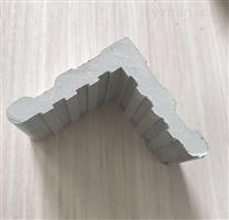 日照凈化工程塑料門角彩鋼板門接件