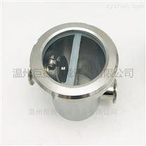 卫生级DN32MM快装式空气阻断器价格、厂家
