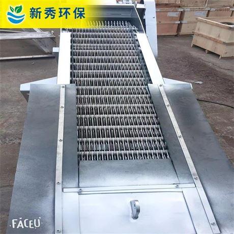 GF机械格栅机 雨水清污机 回转式栅除污机