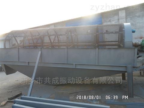 笼式水洗筛分机-碳素厂用滚筒筛机