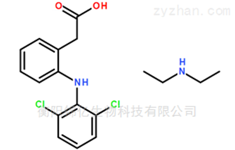 双氯芬酸二乙胺乳胶剂配方使用添加具体数值