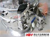 HBY-1500型 316不锈钢振动筛 食品医药专用