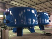 地下水专用石英砂过滤器工作原理