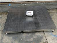 1噸單層不銹鋼電子地磅秤