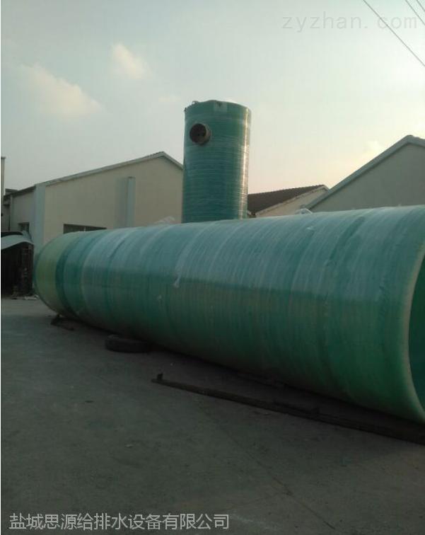3*5.2-一體化污水提升泵站設備布置