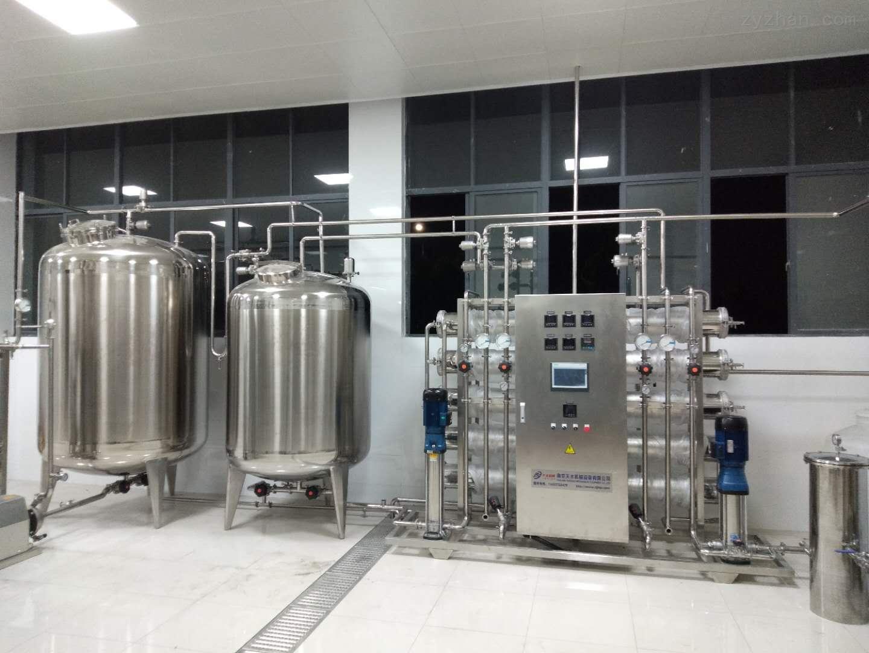 3T/h自循环纯化水设备