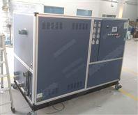 50匹雙系統雙溫雙控 155WLC 反應釜凍水機
