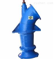 供应雨水回收城市供水用的轴流潜水泵的厂家