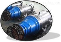 奥特牌卧式雪橇型轴流潜水泵
