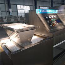二氧化硅隧道式微波干燥設備