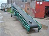 可移动式装卸车运输机 电动升降爬坡输送机