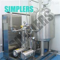 配液罐CIP清洗设备