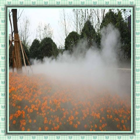 福建莆田雾化喷淋系统