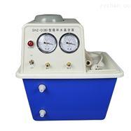 SHZ-DIII小型不锈钢双表双抽循环水真空泵