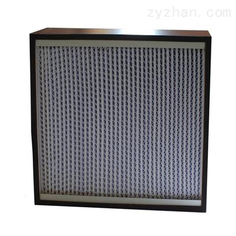 青島GMP廠房FFU高效過濾器的使用