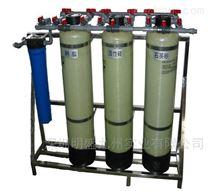 松岗5吨每小时软化水设备?