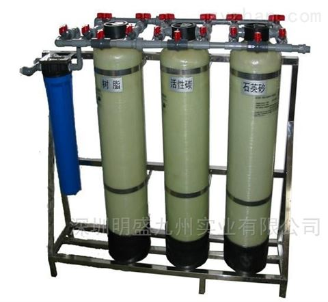 惠州2吨每小时工业软化水设备
