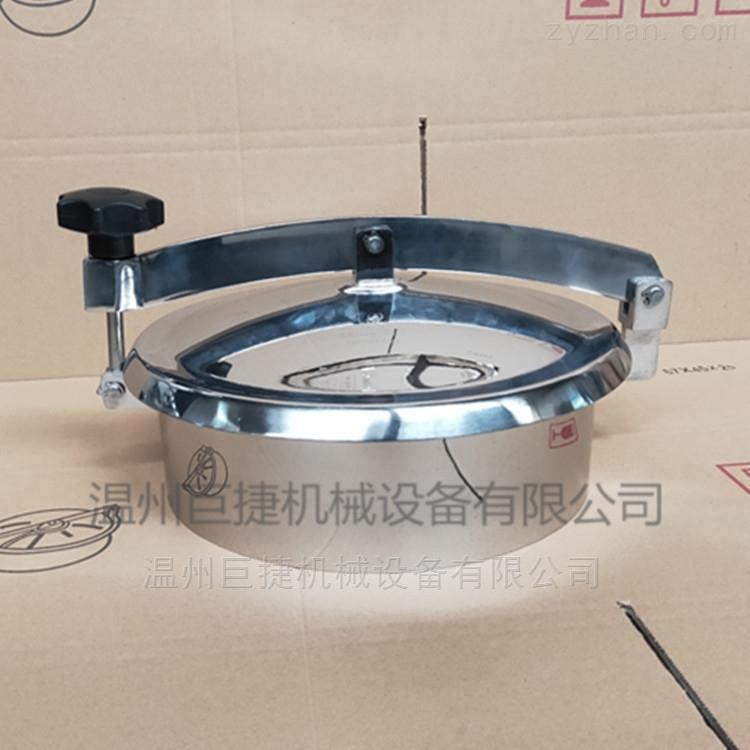 供应卫生级圆形手孔盖 300MM手孔厂家价格