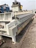 污水處理設備100平方板框壓濾機