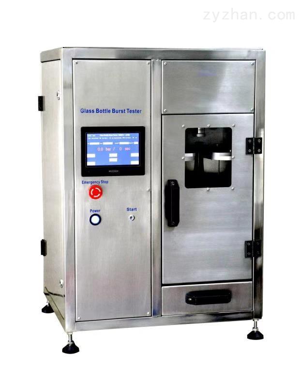 耐內壓測試需要的儀器 玻璃瓶內壓力測試機