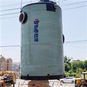 江苏无锡地埋式一体化泵站厂家玻璃钢筒体