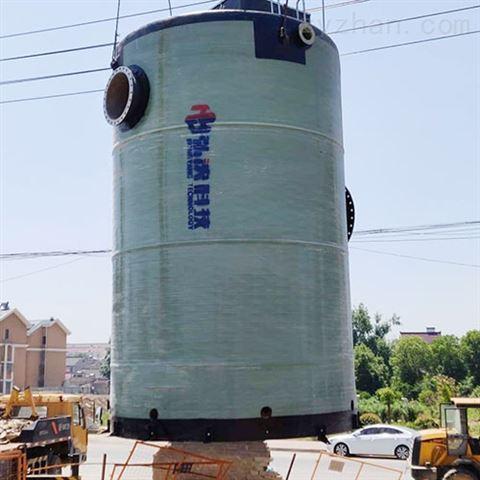 安徽定制一体化雨水泵站厂家直销预制泵站
